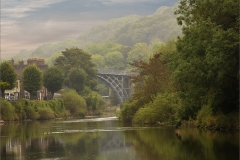 Early morning Ironbridge