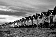 West Mersea Beech huts Dpi