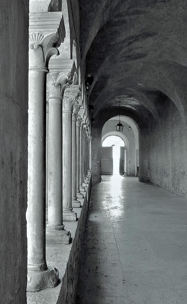 Valvisciolo Monastery, Latina, near Rome