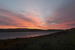 Sunset Loch Greshornish